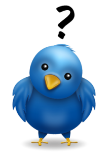 To tweet or not to tweet?
